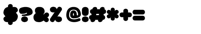 FT Tantor Regular Font OTHER CHARS