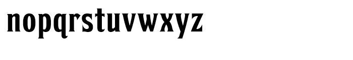FTY SKORZHEN Regular Font LOWERCASE