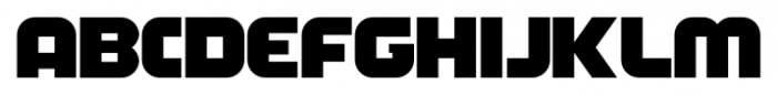 FT Industry Machine Regular Font LOWERCASE