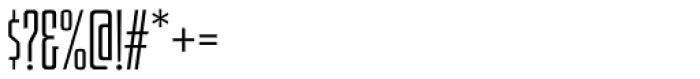 FTY DELIRIUM XTN 002 Font OTHER CHARS