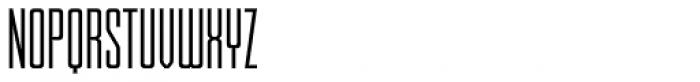 FTY DELIRIUM XTN 002 Font UPPERCASE