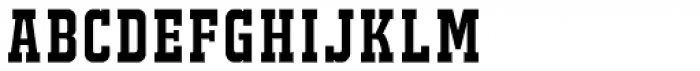FTY JACKPORT COLLEGE A Italic Font UPPERCASE