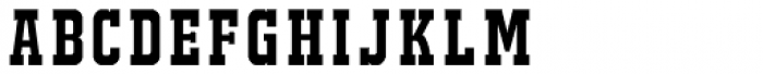 FTY JACKPORT COLLEGE B Italic Font UPPERCASE