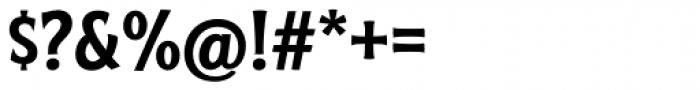 FTY SKRADJHUWN Font OTHER CHARS
