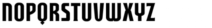 FTY Strategycide DTP Font UPPERCASE