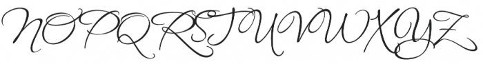 FugglesEight otf (400) Font UPPERCASE