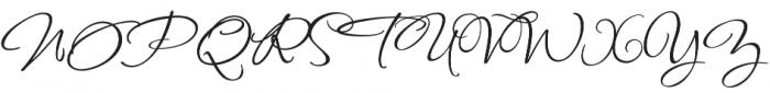 FugglesNine otf (400) Font UPPERCASE