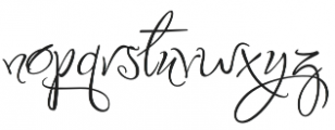 FugglesNine otf (400) Font LOWERCASE