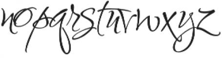 FugglesTwo otf (400) Font LOWERCASE