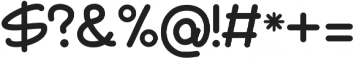 Fuki Maki Regular otf (400) Font OTHER CHARS