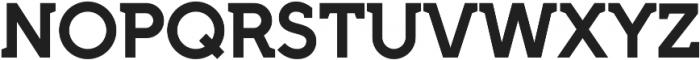 Full Neue LC 90 Bold otf (700) Font UPPERCASE