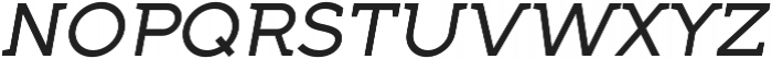 Full Neue SC 50 Italic otf (400) Font LOWERCASE