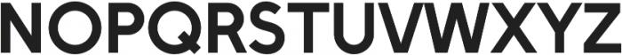 Full Sans LC 90 Bold otf (700) Font UPPERCASE