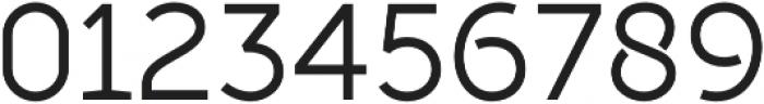 Full Sans SC 50 Book otf (400) Font OTHER CHARS