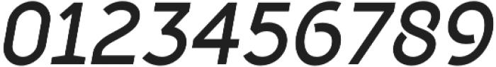 Full Sans SC 70 Medium Italic otf (500) Font OTHER CHARS