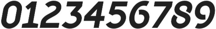 Full Sans SC 90 Bold Italic otf (700) Font OTHER CHARS