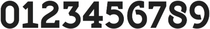 Full Slab LC 90 Bold otf (700) Font OTHER CHARS