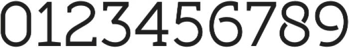 Full Slab SC 50 Book otf (400) Font OTHER CHARS