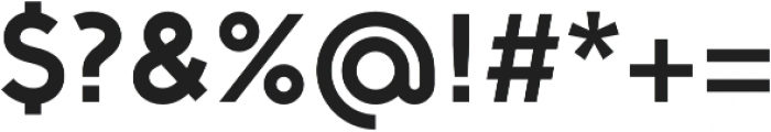 Full Slab SC 90 Bold otf (700) Font OTHER CHARS