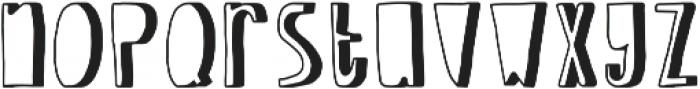 Full-of-It ttf (400) Font LOWERCASE