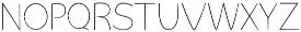 Funfair Caps ttf (400) Font LOWERCASE