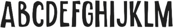 Funisima otf (400) Font UPPERCASE