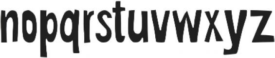 Funisima otf (400) Font LOWERCASE