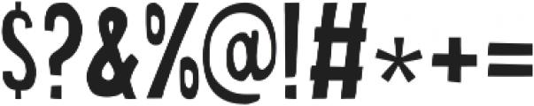 Funisima ttf (400) Font OTHER CHARS