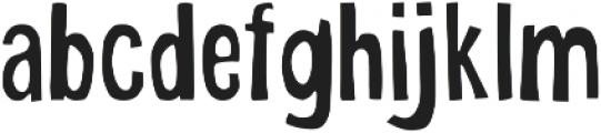 Funisima ttf (400) Font LOWERCASE