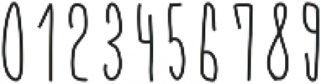 Funky ttf (400) Font OTHER CHARS