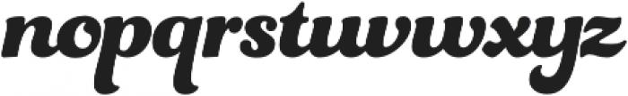 Funkydori otf (400) Font LOWERCASE