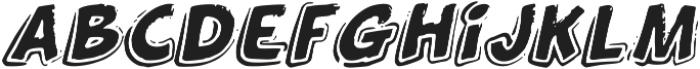 FunnyKid otf (400) Font LOWERCASE