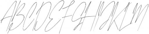 Funtastic Youth Script otf (400) Font UPPERCASE