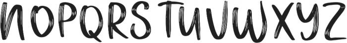 Funtery otf (400) Font UPPERCASE