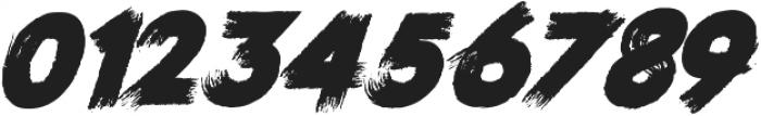 Furiosa Drive ttf (400) Font OTHER CHARS