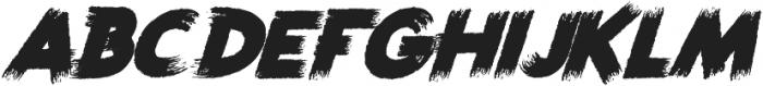Furiosa Drive ttf (400) Font LOWERCASE