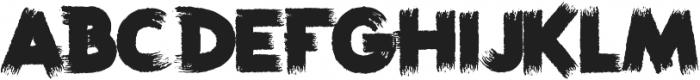 Furiosa Park ttf (400) Font LOWERCASE