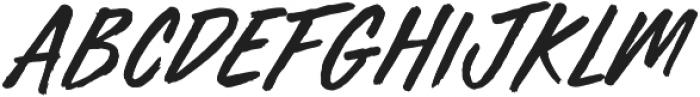 Furious Styles ttf (400) Font UPPERCASE