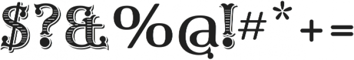 Furius Title ttf (400) Font OTHER CHARS