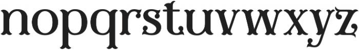 Furius Title ttf (400) Font LOWERCASE