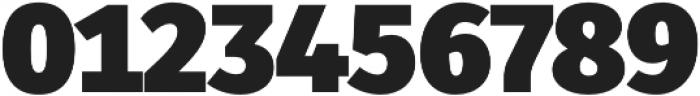 Fuse UltraBlack otf (900) Font OTHER CHARS