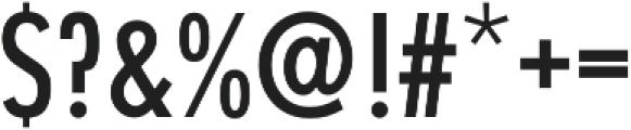 Futura Cond Medium otf (500) Font