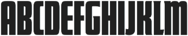 Futura Display Compress D Regular otf (400) Font LOWERCASE