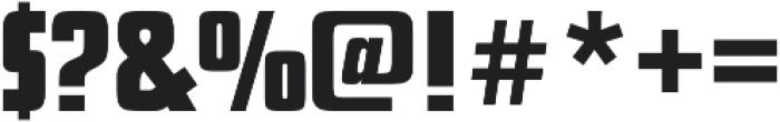 Futura Display D Regular otf (400) Font OTHER CHARS