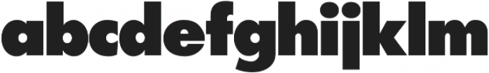 Futura Initials D Extra Bold otf (700) Font LOWERCASE