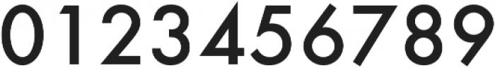 Futura Medium otf (500) Font OTHER CHARS