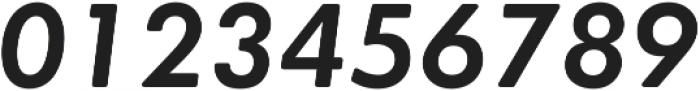 Futura Round Demi ttf (400) Font OTHER CHARS