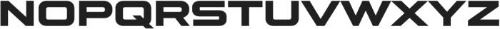 Future Tense otf (400) Font LOWERCASE