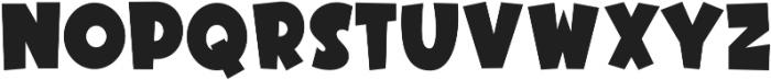 Futurino otf (400) Font UPPERCASE