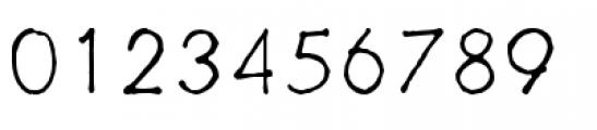 Futuramano Thin Font OTHER CHARS
